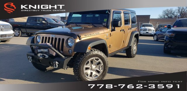2015 Jeep Wrangler Unlimited Rubicon >> Pre Owned 2015 Jeep Wrangler Unlimited Rubicon 4wd Convertible